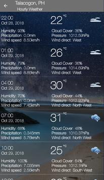 weather philippine screenshot 1