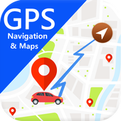 Maps Navigation and Direction - Weather Forecast icon