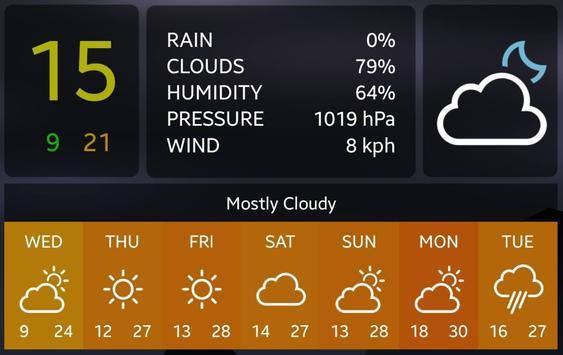 WeatherLab screenshot 4
