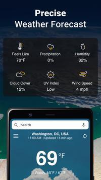 Weather Forecast & Live Radar Maps: Weather Port screenshot 3