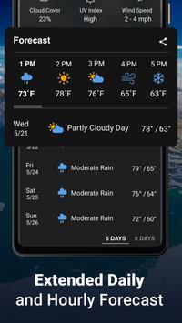Weather Forecast & Live Radar Maps: Weather Port screenshot 4