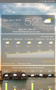 weather forecast 2019 - live weather updates screenshot 16
