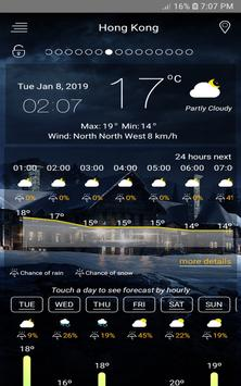 weather forecast 2019 - live weather updates screenshot 19