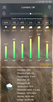weather forecast 2019 - live weather updates screenshot 1