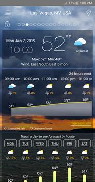 weather forecast 2019 - live weather updates screenshot 6