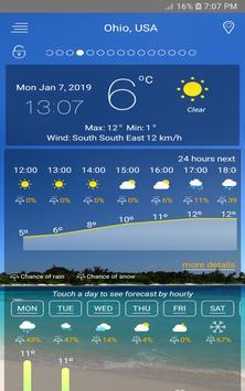 weather forecast 2019 - live weather updates screenshot 8