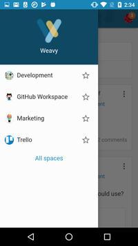 Weavy Spaces screenshot 4