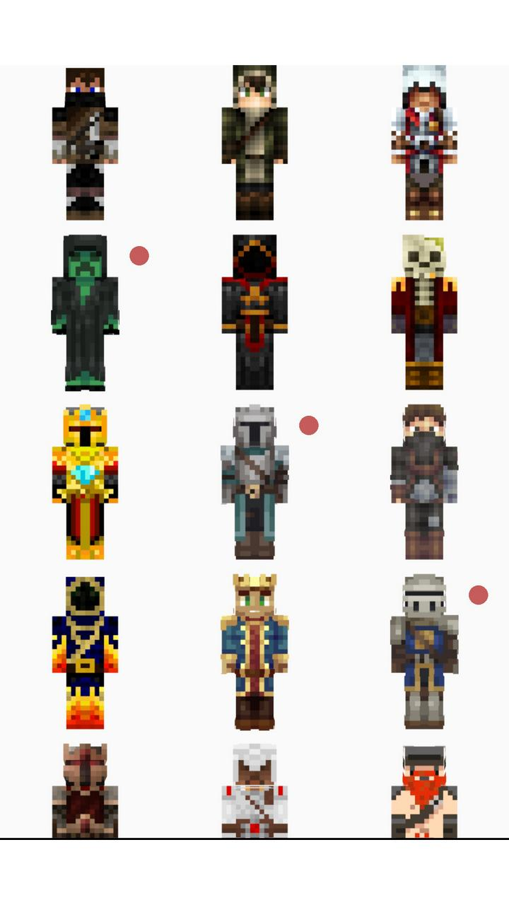 Medieval Skins For Minecraft 12 para Android - APK Baixar