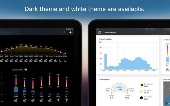 Weather & Widget - Weawow screenshot 6