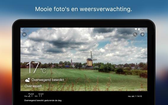 Weer & Widget - Weawow screenshot 8