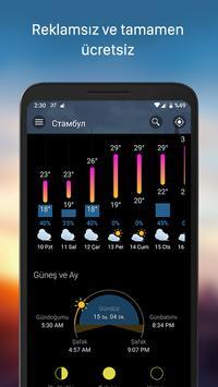 Hava ve Widget - Weawow Ekran Görüntüsü 2