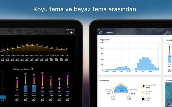 Hava ve Widget - Weawow Ekran Görüntüsü 7