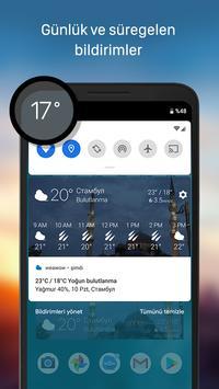Hava ve Widget - Weawow Ekran Görüntüsü 5