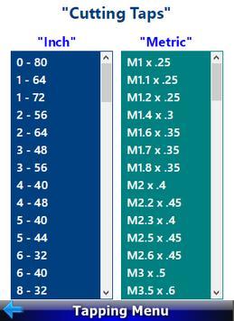 Tapping Calculator screenshot 1
