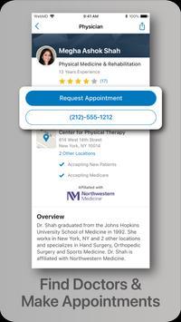 WebMD скриншот 3