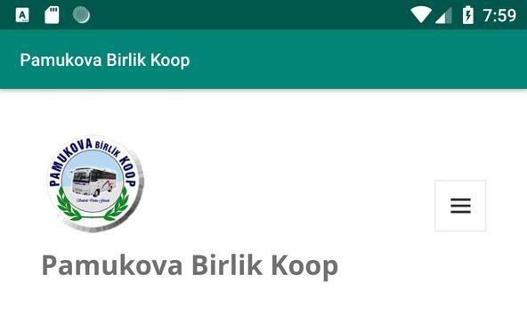 Pamukova Birlik Koop screenshot 1