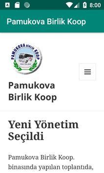 Pamukova Birlik Koop screenshot 3