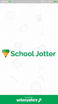 School Jotter पोस्टर