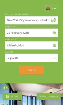 Compare Cheap Hotels - Hot Deals on accommodation screenshot 4