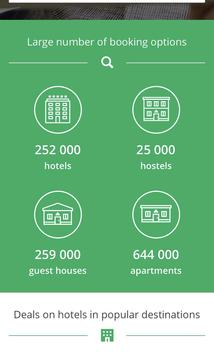 Compare Cheap Hotels - Hot Deals on accommodation poster