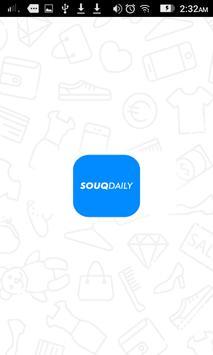 Souq Daily: Cheap deals online 2019 poster