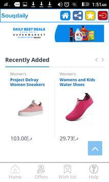 Souq Daily: Cheap deals online 2019 screenshot 4