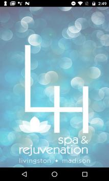 LH Spa & Rejuvenation poster