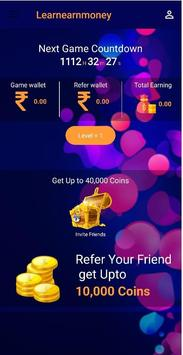 Learn & Earn Money screenshot 1
