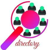All Directory Search the local businessmen icon