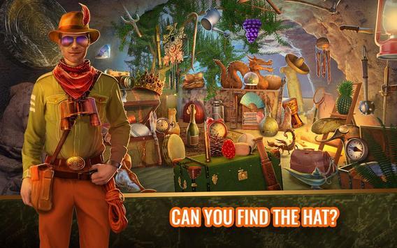 Adventure Hidden Object Game – Secret Quest poster