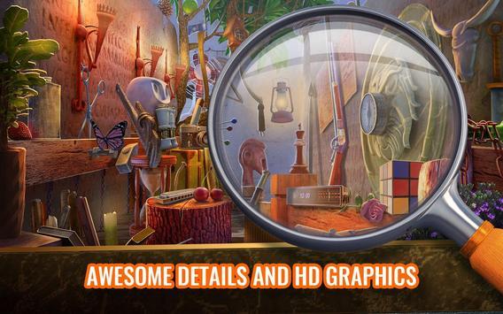 Adventure Hidden Object Game – Secret Quest screenshot 11