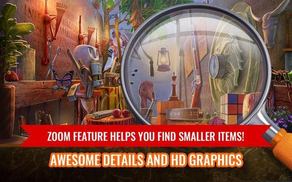 Adventure Hidden Object Game – Secret Quest screenshot 1