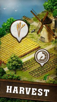 농장에서부터 도시까지: 왕조 포스터