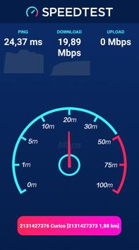 Internet speed test - Wifi, 4G, 3G and more screenshot 2