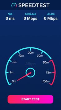 Internet speed test - Wifi, 4G, 3G and more screenshot 9