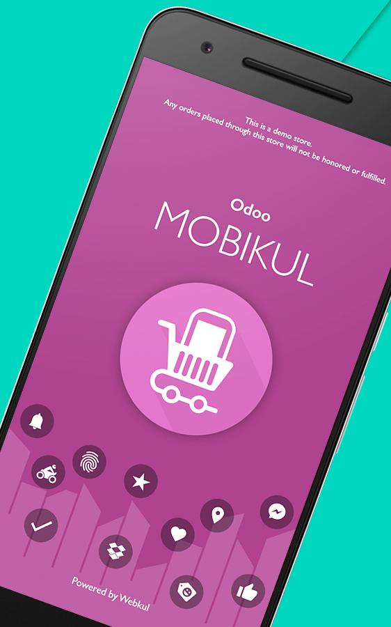 Odoo Mobile App for Android - APK Download