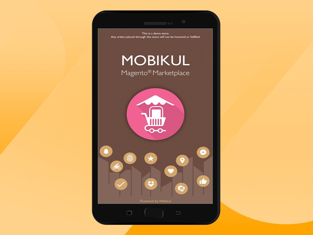 Multi-Vendor Marketplace Mobile App for Magento for Android
