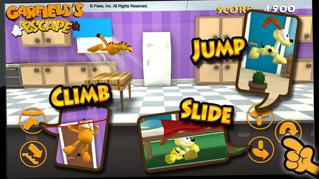 Garfield's Escape screenshot 11