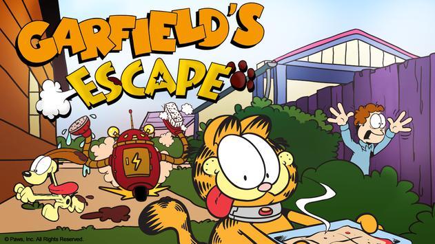 Garfield's Escape screenshot 5