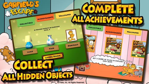 Garfield's Escape screenshot 8