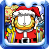 Garfield rettet die Feiertage Zeichen
