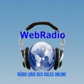 rádio lírio dos vales on line icon