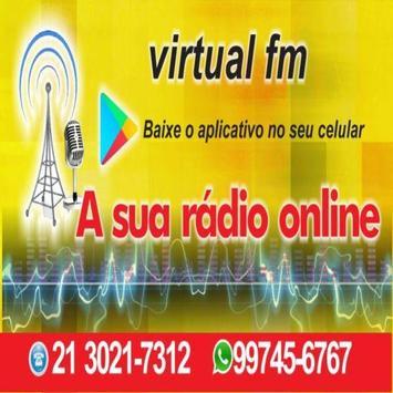virtual fm poster