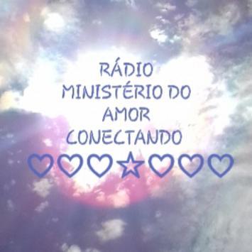 Rádio MINISTÉRIO DO AMOR ♡☆♡ poster