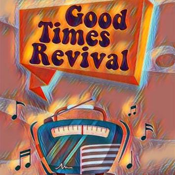 RÁDIO GOOD TIMES REVIVAL poster