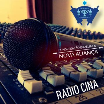 RÁDIO CINA poster