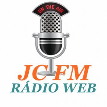 JC FM RÁDIO WEB poster
