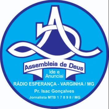 Radio Esperança de Varginha poster
