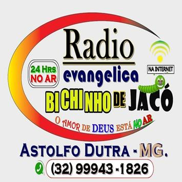 RADIO BICHINHO DE JACÓ poster