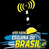 Web Rádio Esquina do Brasil icon